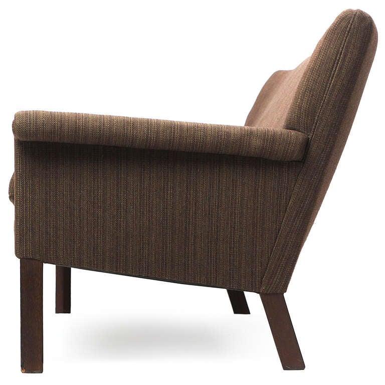 Roll Arm Sofa by Hans J. Wegner 3