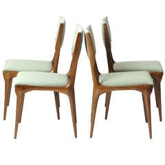 Dining Chairs By Carlo di Carli