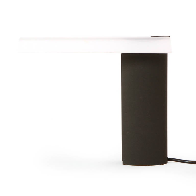 American Postmodern Table Lamp by Piotr Sierakowski for Koch and Lowy For Sale