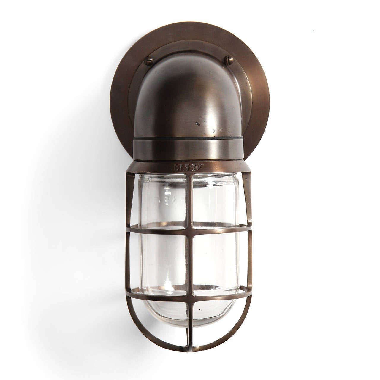 Russell Lowe Wall Lights : Russell and Stoll Outdoor Wall-Mounted Light For Sale at 1stdibs