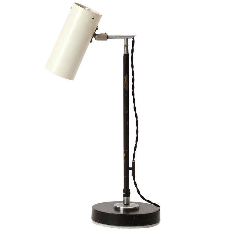 O-Luce Telescoping Floor Lamp For Sale at 1stdibs