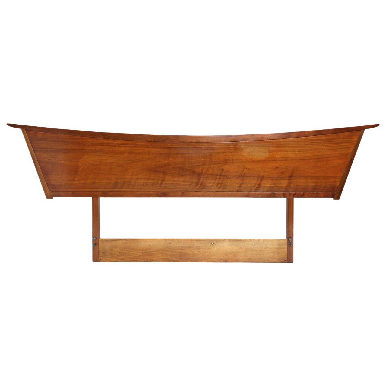 Walnut Orgins Headboard by George Nakashima
