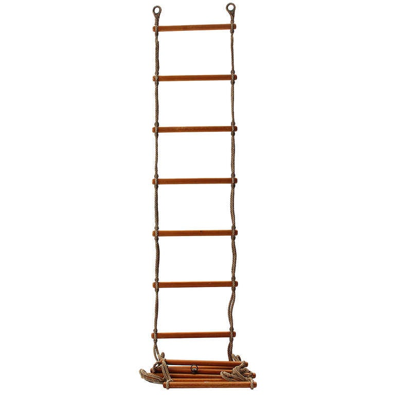 Rope Ladder At 1stdibs