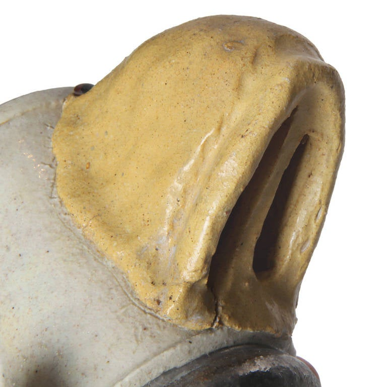 Late 20th Century Beak Cup by Clayton Bailey For Sale