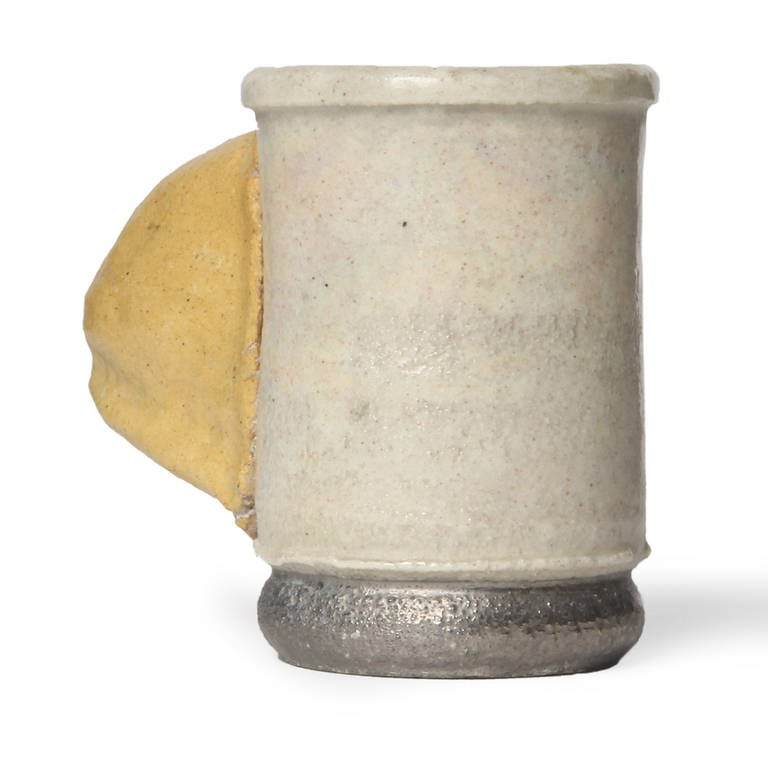 American Craftsman Beak Cup by Clayton Bailey For Sale