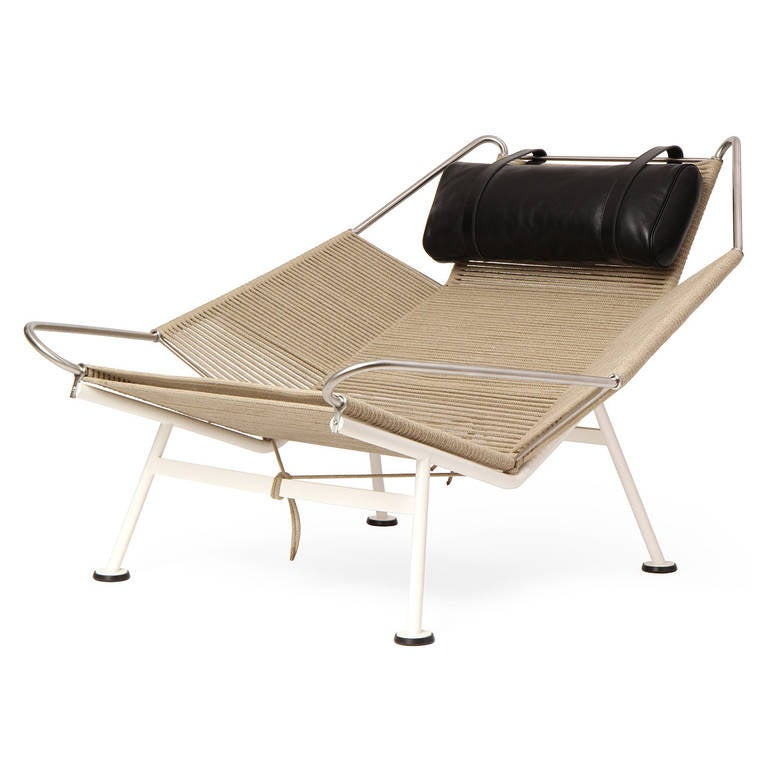 The Flag Halyard Chair by Hans J. Wegner For Sale 1
