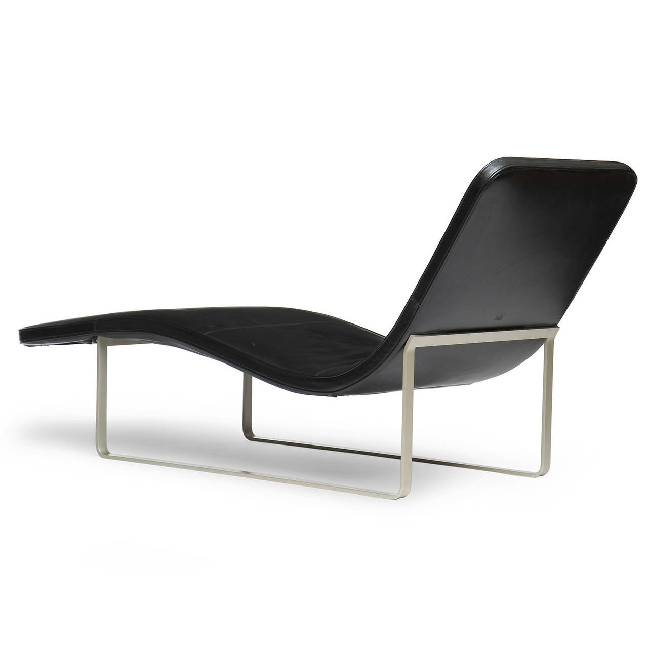 Chaise Lounge By B B Italia At 1stdibs