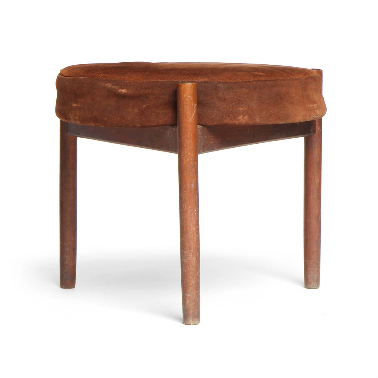 Three Legged Stool ~ Danish three legged stools for sale at stdibs
