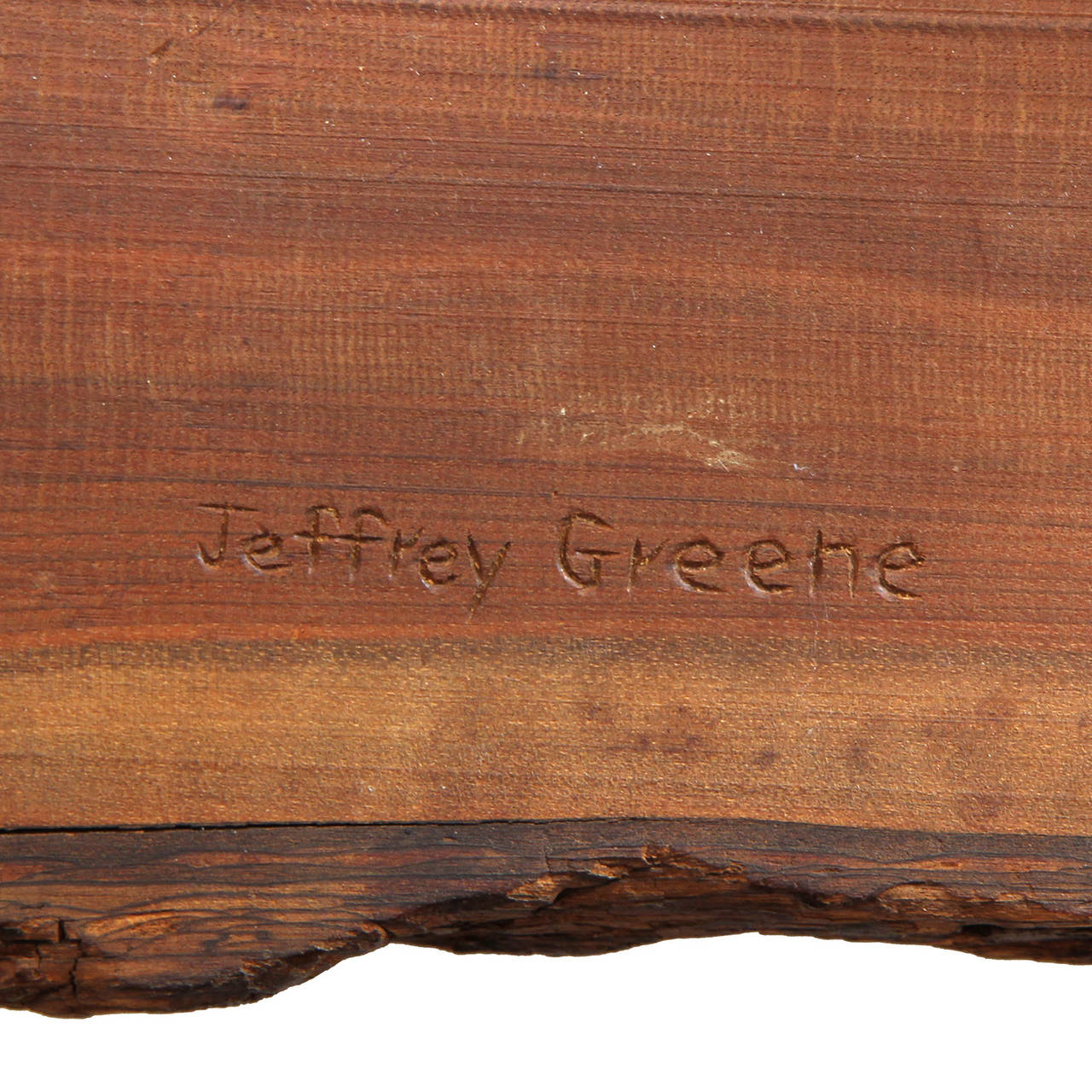 Low Table by Jeffrey Greene For Sale 1