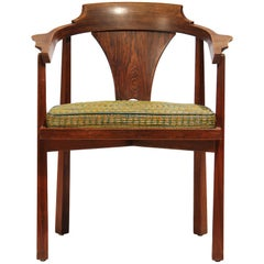 Horseshoe Armchair by Edward Wormley