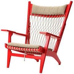 Arm Chair PP129 By Hans J. Wegner