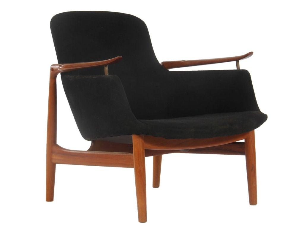 Nv 53 Lounge Chairs By Finn Juhl At 1stdibs