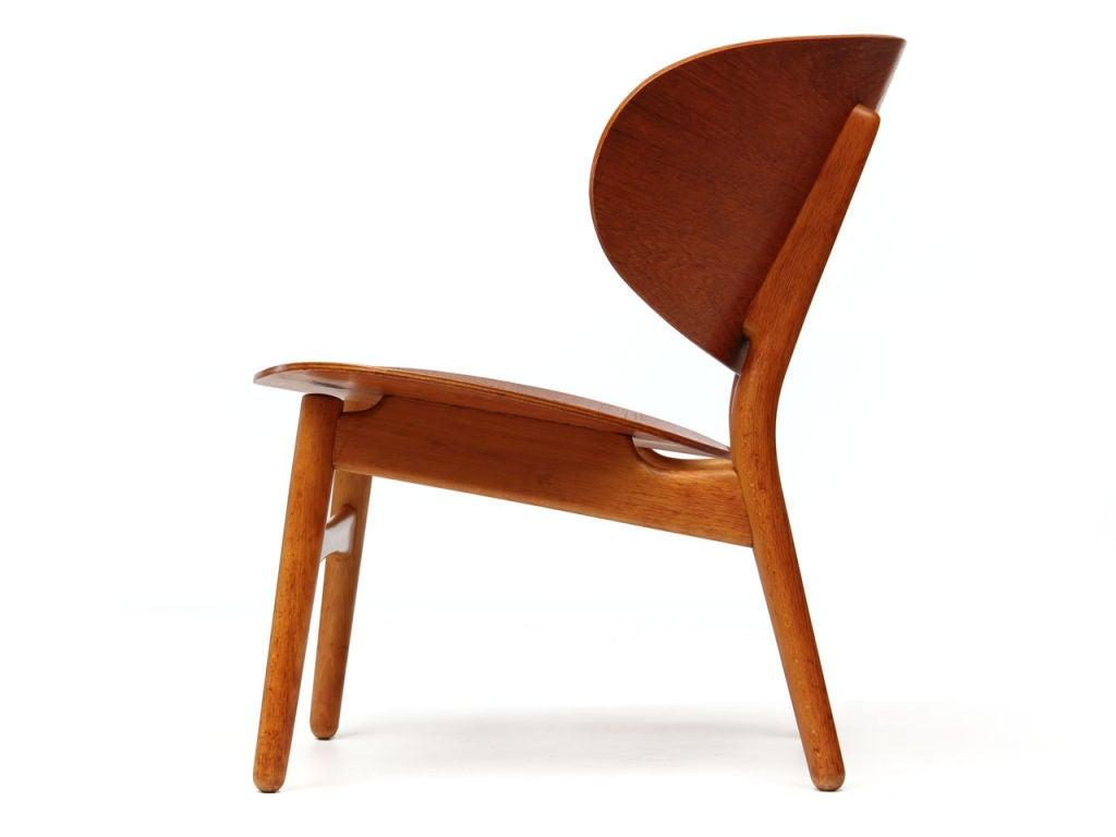 Danish The Shell Chair by Hans J. Wegner