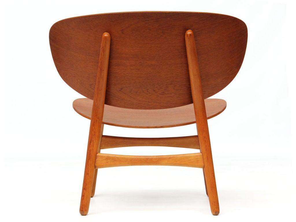 Mid-20th Century The Shell Chair by Hans J. Wegner