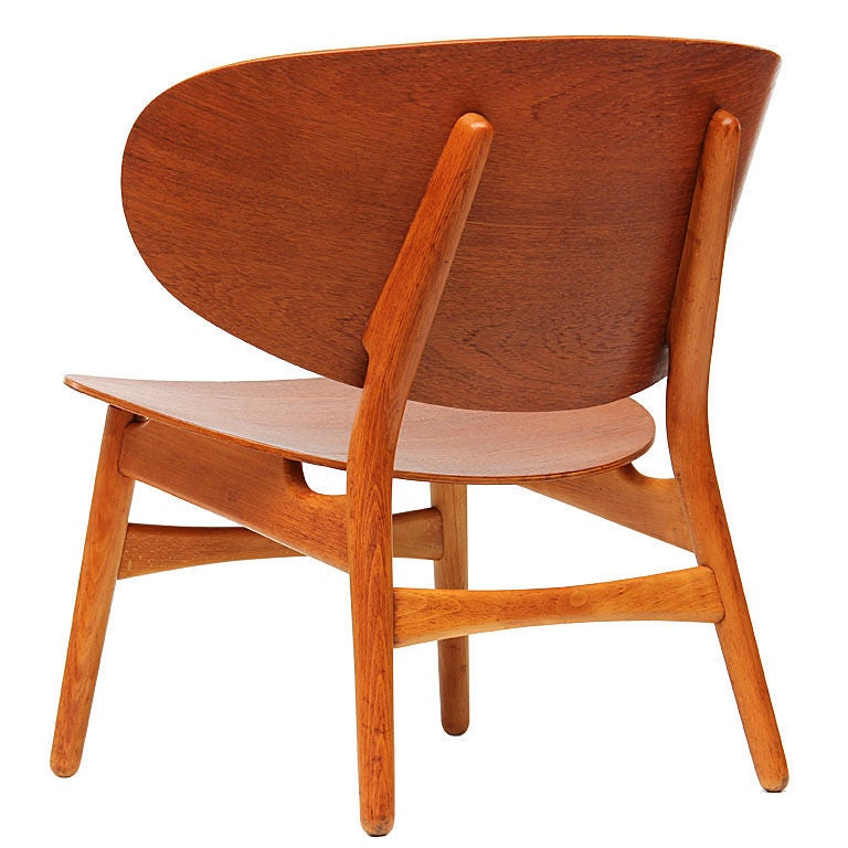 The Shell Chair By Hans J Wegner For Sale At 1stdibs