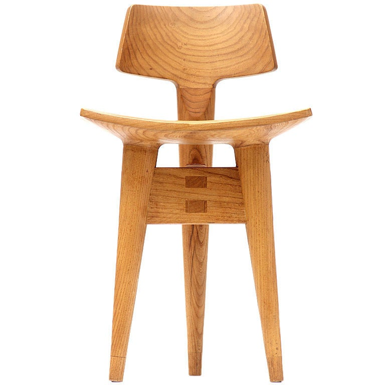 Sculptor 39 s chair by jens h quistgaard for sale at 1stdibs for H furniture loom chair