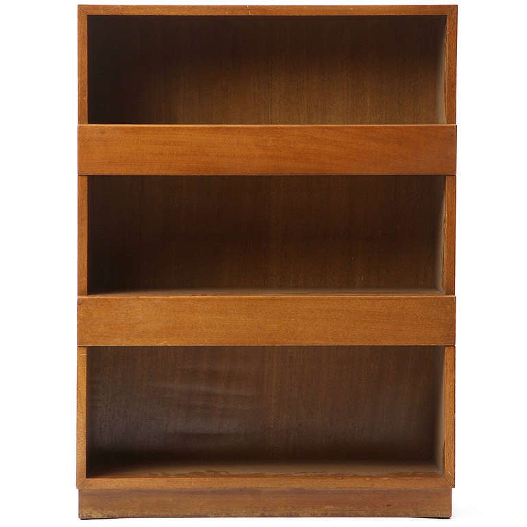 Mid-Century Modern Bookcase by Edward Wormley For Sale