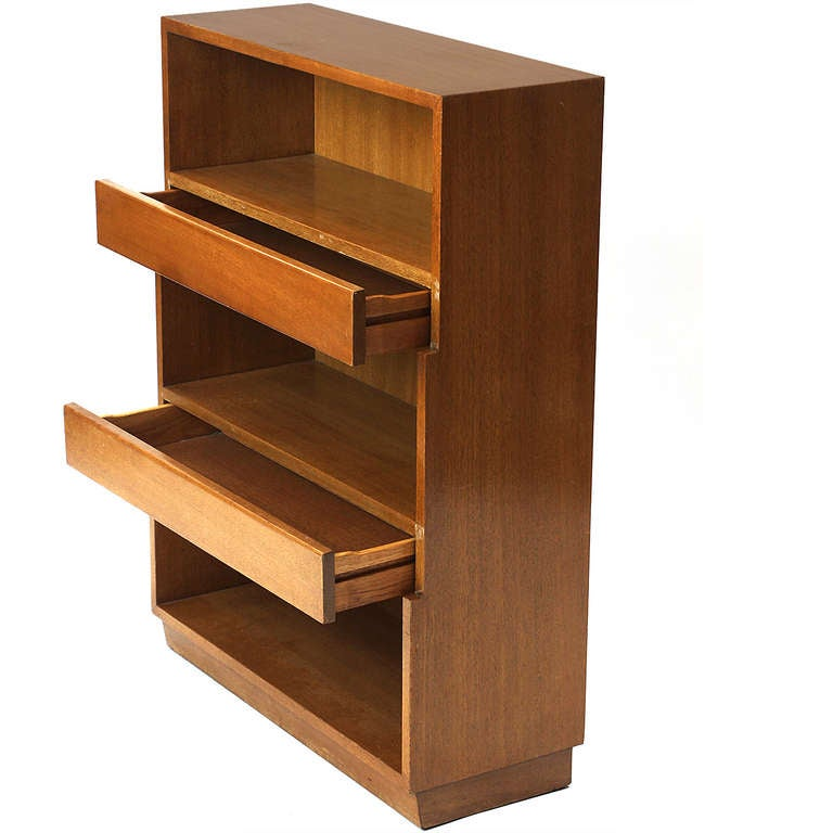 Mid-20th Century Bookcase by Edward Wormley For Sale