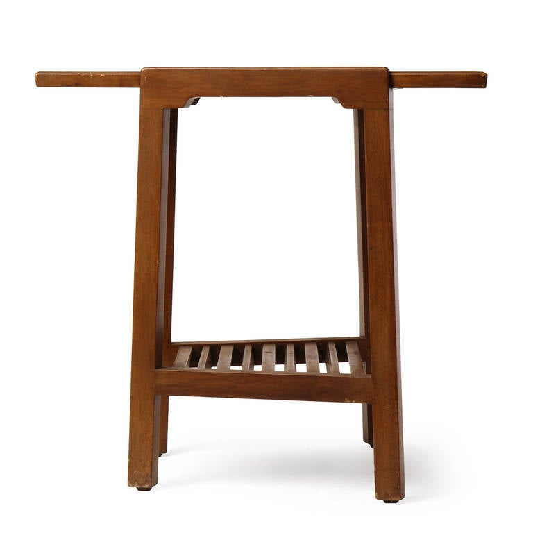 American Trapezoidal Table by Edward Wormley For Sale