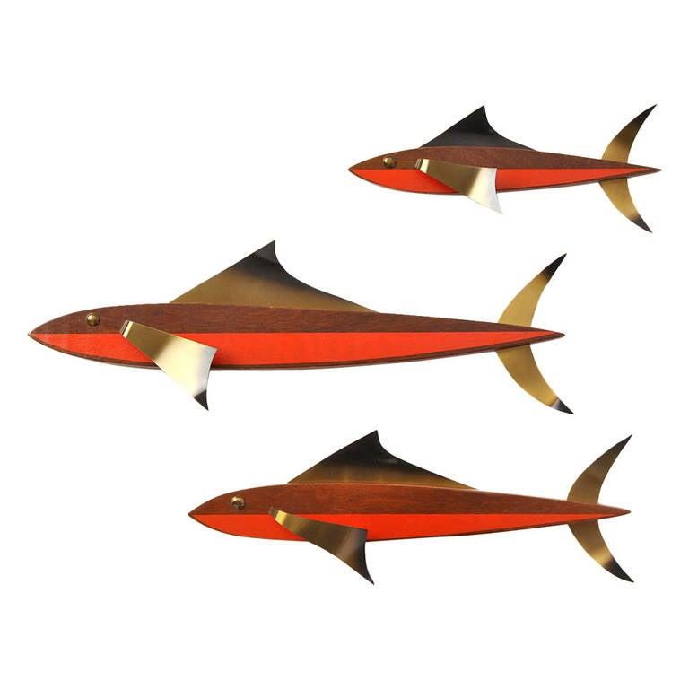 Fish Sculptures 1