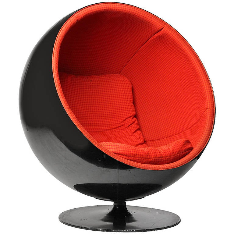 Ball Chair by Eero Aarnio 1