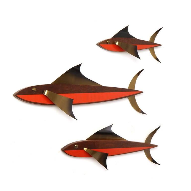 Fish Sculptures 2