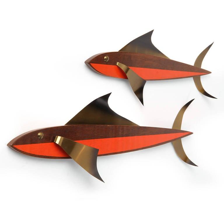 Fish Sculptures 4