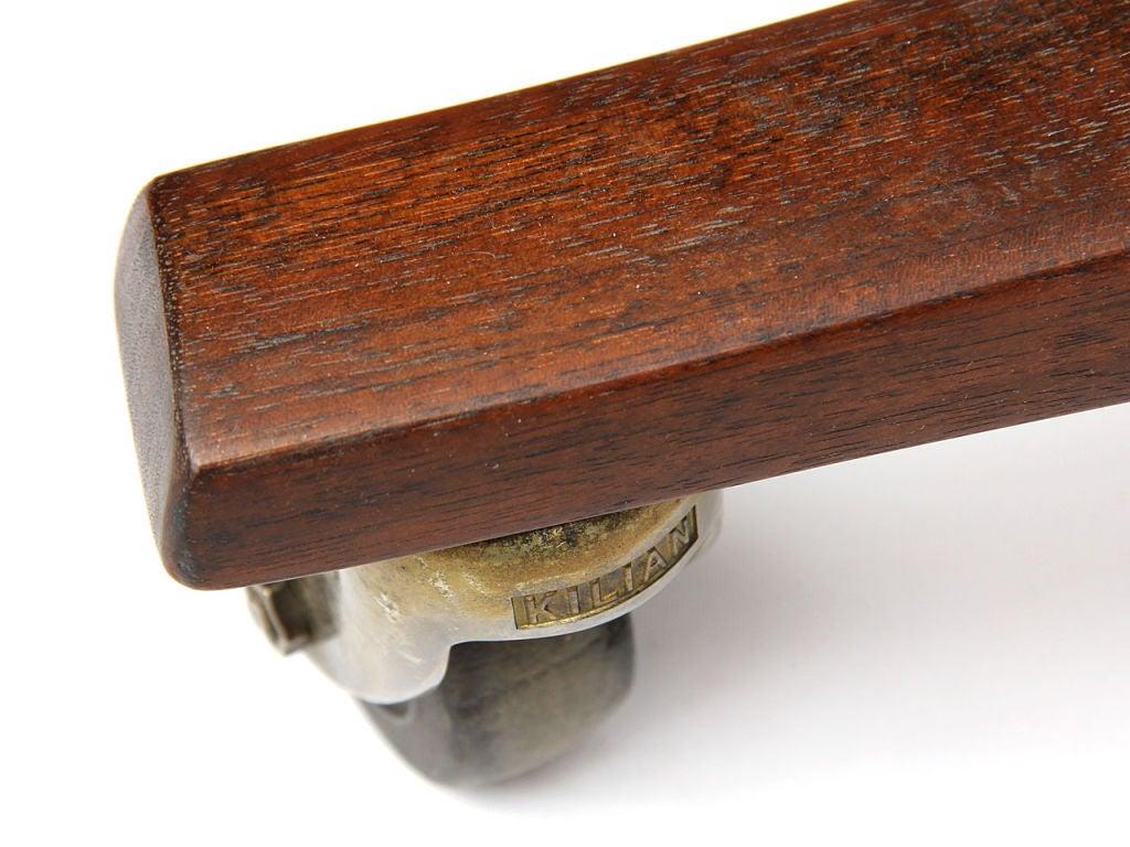 barrel back desk chair by Edward Wormley for Dunbar 7