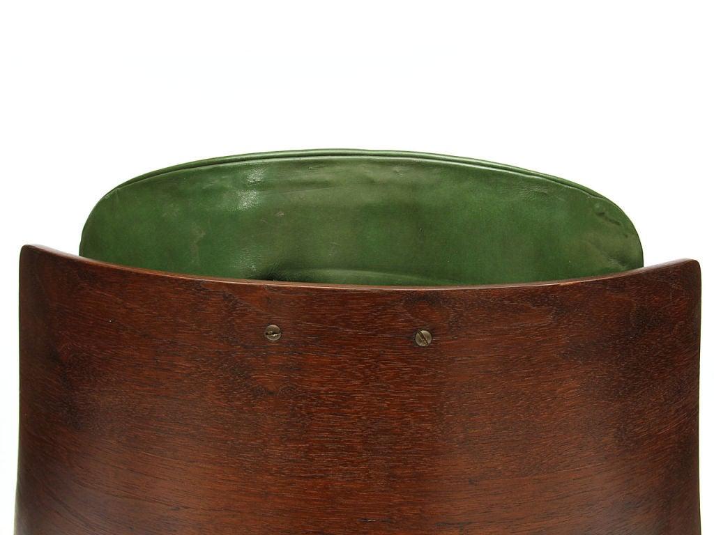 barrel back desk chair by Edward Wormley for Dunbar 8
