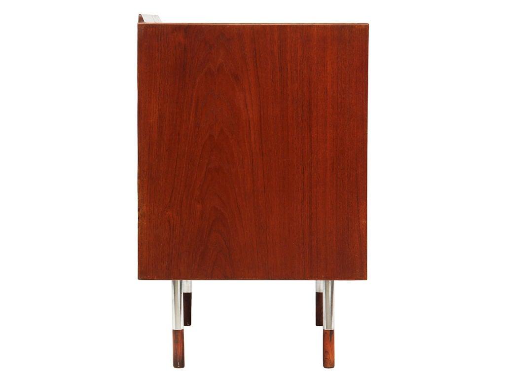 Scandinavian Modern Danish Modern Chest of Drawers by Arne Vodder For Sale
