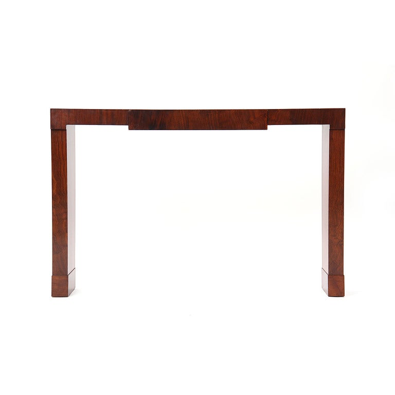 Rosewood Console by Edward Wormley 2