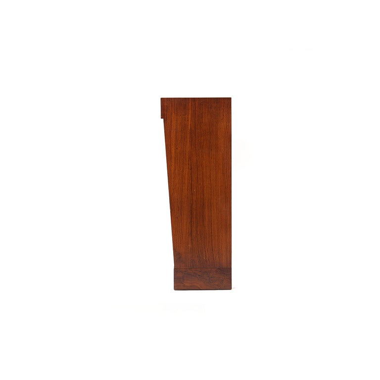Rosewood Console by Edward Wormley 4