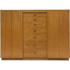 Wardrobe Cabinet by Edward Wormley