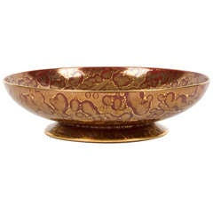 French Art Deco Period Porcelain Bowl from the Sevres Manufactory, circa 1930
