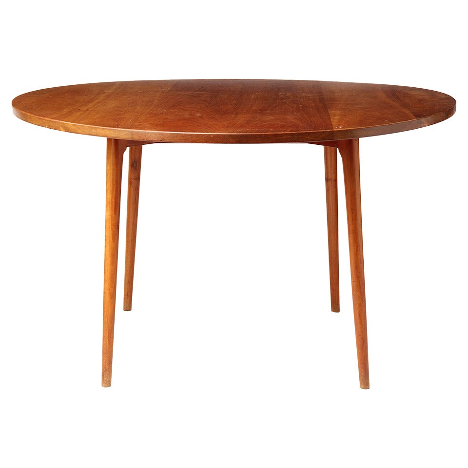 Cherry dining table by tage frid for sale at 1stdibs for Cherry dining table