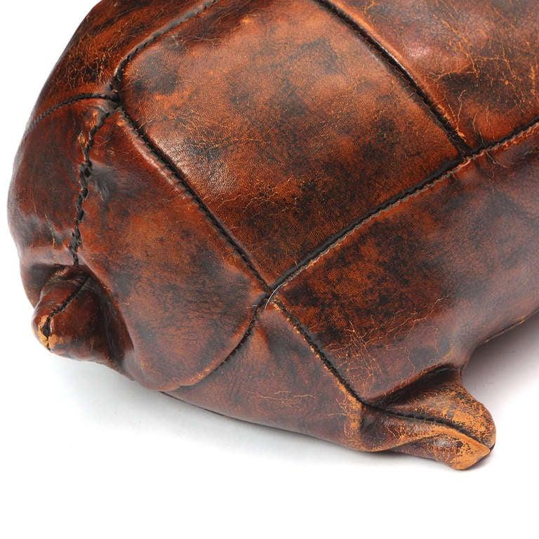 Leather Tortoise At 1stdibs