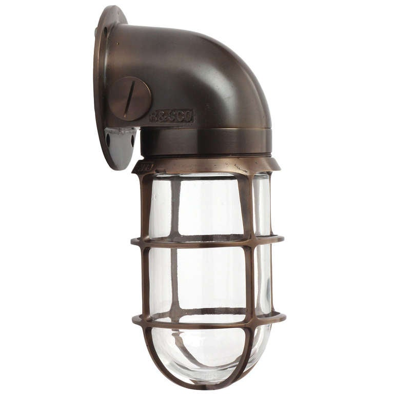 Wall Sconces Industrial : Industrial Sconce For Sale at 1stdibs