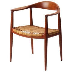 Round Chair by Hans J. Wegner