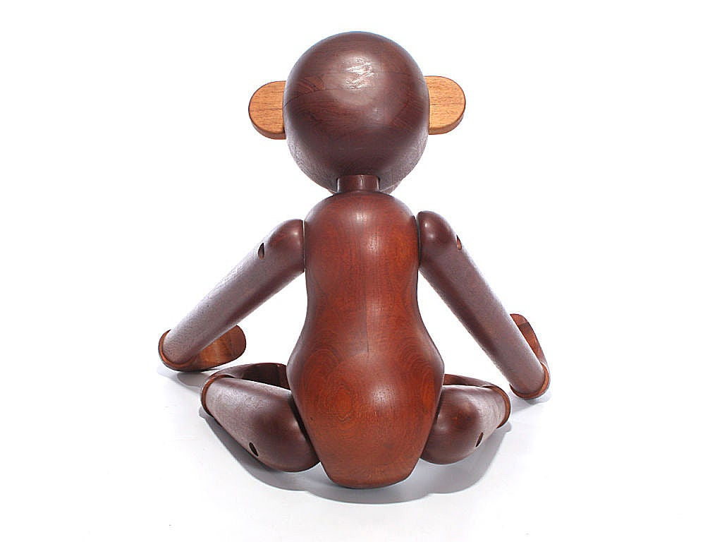 Mid-20th Century Greatest Ape in the World by Kay Bojesen For Sale