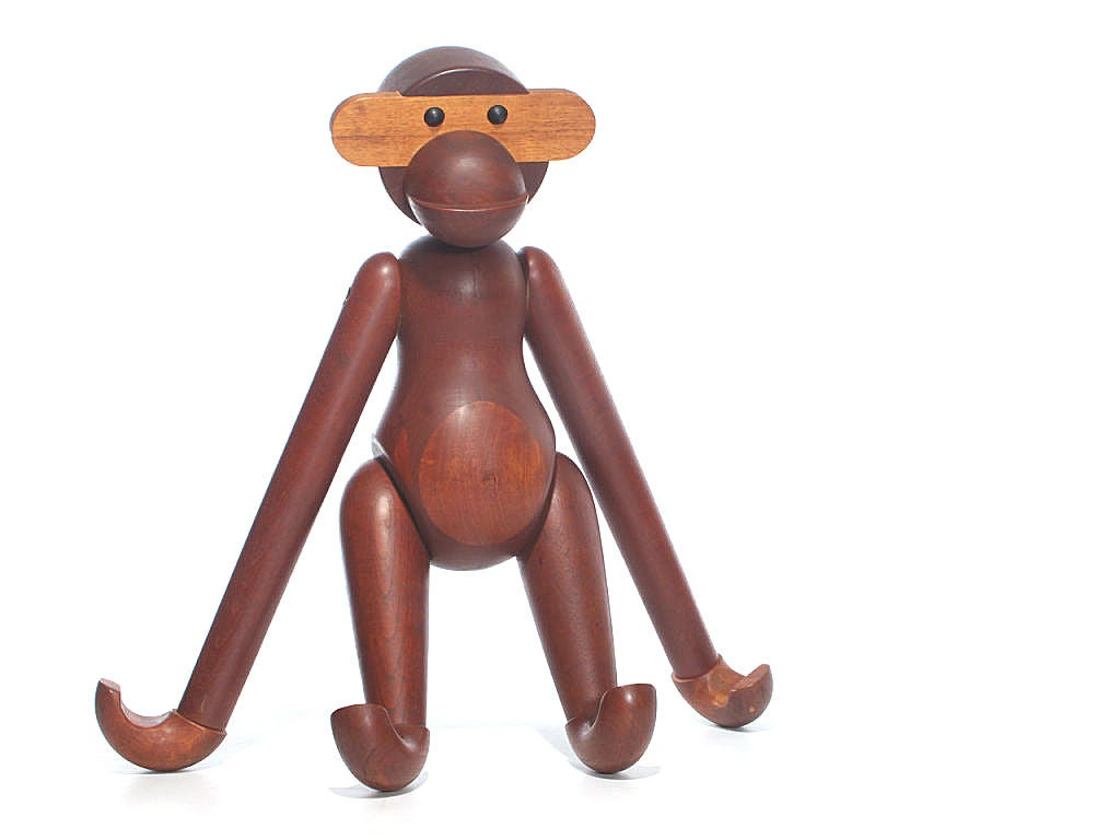 Greatest Ape in the World by Kay Bojesen For Sale 1