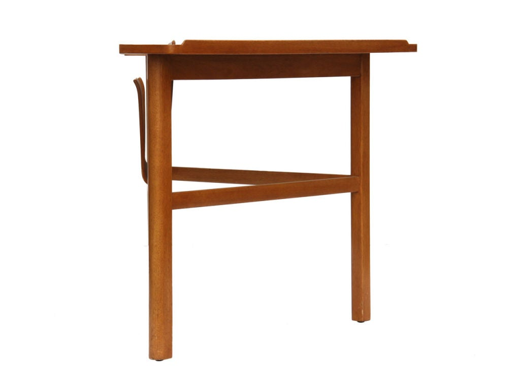 Corner End Table By Edward Wormley For Sale At 1stdibs