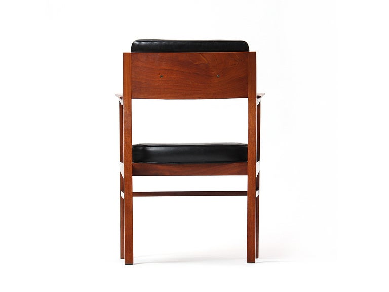 Mid-20th Century Teak Dining Chair by Edward Wormley for Dunbar For Sale