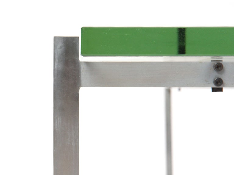 Danish A PK-61 Low Table by Poul Kjaerholm For Sale