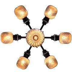 X-ray ceiling fixture