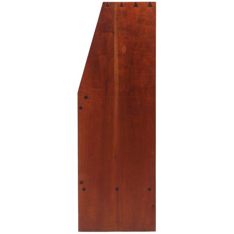 American Craftsman Studio Headboard by George Nakashima For Sale