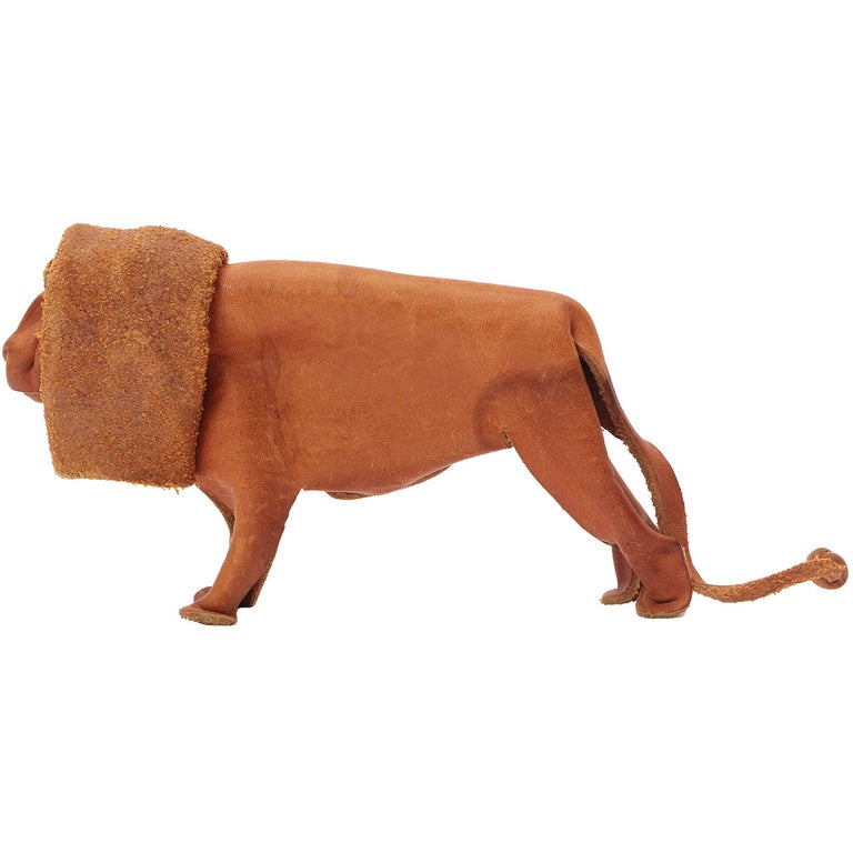 Leather Lion By Deru