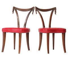 Pair of Chairs by Grosfeld House