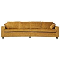 Bow-Shaped Sofa by Edward Wormley