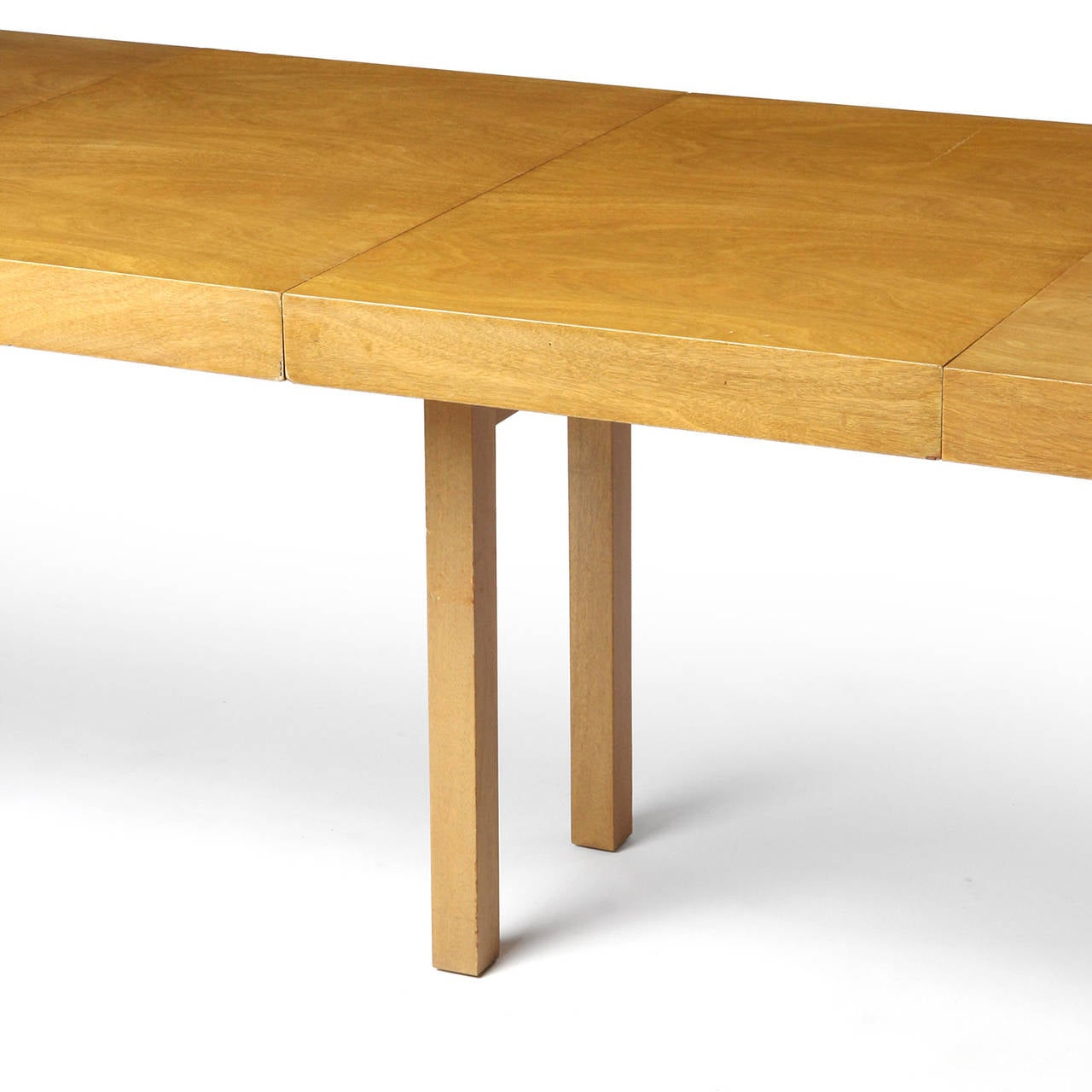 Minimalist Dining Table by Edward Wormley For Sale at 1stdibs : 4l from www.1stdibs.com size 1280 x 1280 jpeg 91kB