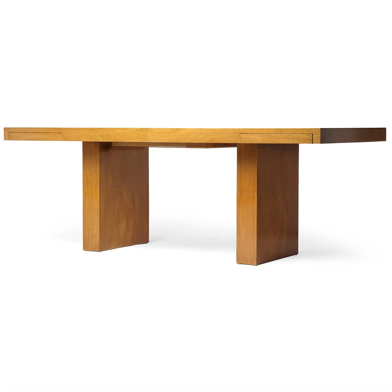 Minimalist Dining Table by Edward Wormley For Sale at 1stdibs : 6l from www.1stdibs.com size 1280 x 1280 jpeg 41kB